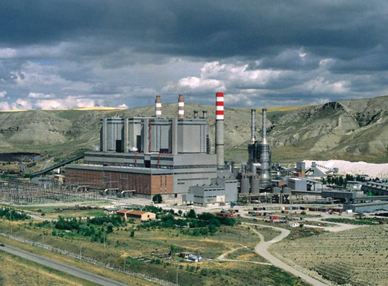 ÇAYIRHAN THERMAL PLANT INSULATION WORKS